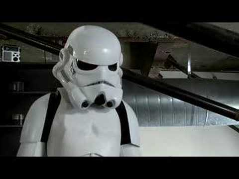 Things you can't do...as a Stormtrooper Ep. 1 -HQ1yvXaVLRU