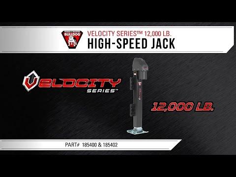 BULLDOG® Velocity Series™ High Speed Jack: Features & Benefits