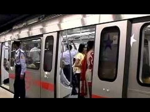 Delhi Metro says think before you drink