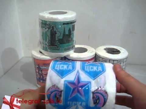 Прикольная туалетная бумага - Судоку