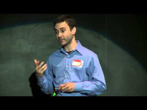 A workout for your self-control: Jordan Silberman at TEDxFlourCity