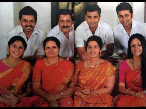suriya family:actor sivakumar family photo shoot | surya