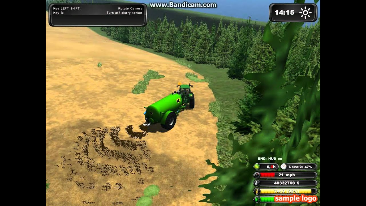 Farm Farming Simulator Farm Simulator Slurry With nc
