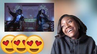 Nicki Minaj - No Frauds Music Video First Reaction