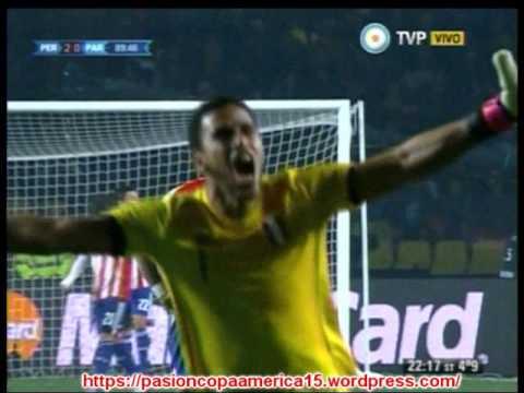 (Relato Emocionante) Peru 2 Paraguay 0 (Relato Leo Gentili) Copa America 2015