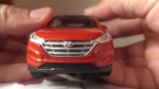 Unboxing 3 SUVs Scale Model Cars by Welly - Toys for Kids