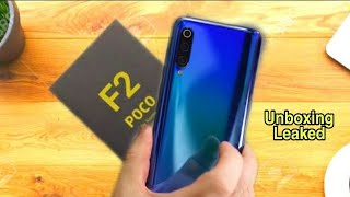 Poco F2 - Comfirmed Specifications, Price, Launch Date In India | Triple Camera, SD 855 ⚡⚡
