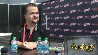 WWE Superstar Hornswoggle On Playing A Horror Icon In 'Leprechaun: Origins'