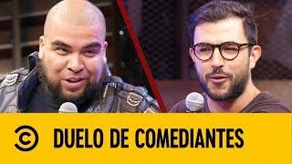 Axel Tejada VS Diego Alfaro | Duelo De Comediantes | Comedy Central LA