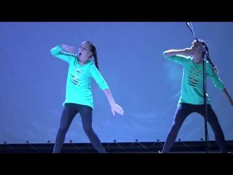 Street Dance: Hip-Hop - Соня Макиенко и Ксюша Макиенко. Битва талантов-2015