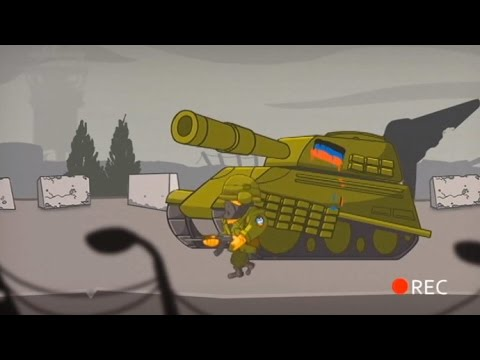'Battle for Donetsk': Video game vc stereotypes in Ukraine conflict