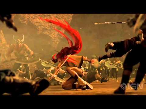 Heavenly Sword: The Movie - Trailer