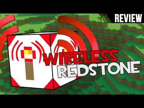 Minecraft PC: Review Wireless Redstone Mod I para 1.7.2 I Español