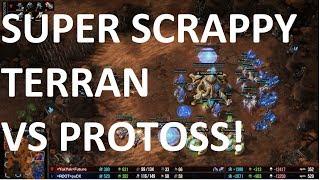 Starcraft 2 - CRAZY LOW ECO! - TvP - Future vs puCK on Kairos Junction