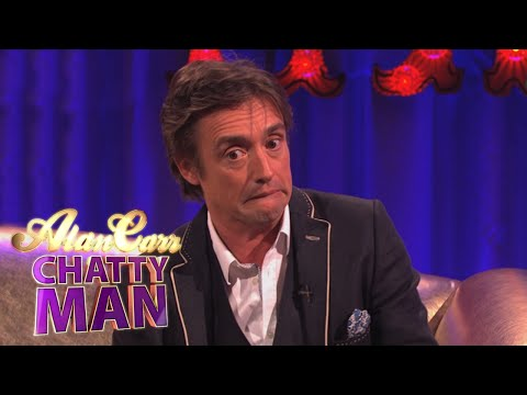 Richard Hammond Talks Top Gear Argentina - Alan Carr: Chatty Man