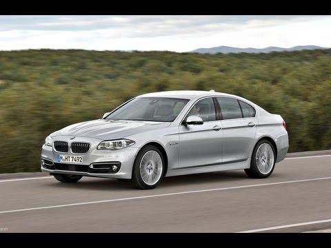 BMW 5 series рестайлинг 2013 - ОБЗОР Александра Михельсона