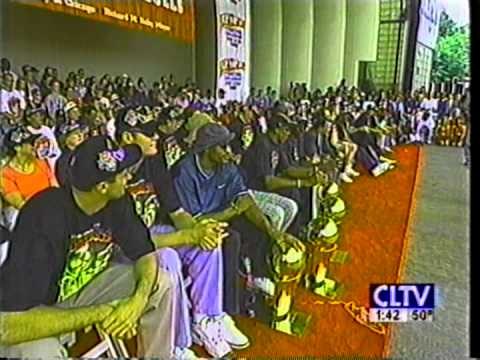 Chicago Bulls 1997 Championship Grand Park