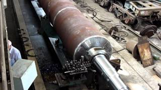 The Biggest Lathe in the World Part 02