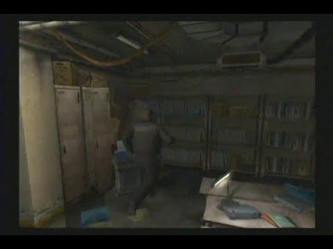 Resident Evil Outbreak File#1- Playstation 2-Parte 24