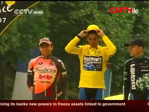 Contador banned 2 years for doping