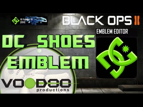DC Shoes , Black Ops 2 Emblem Tutorial , Episode 13