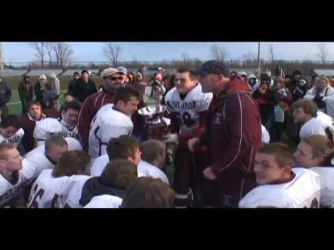 Moira Trojans football Tribute  video 2012