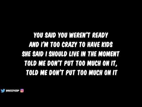 Chris Brown - Him Or Me (Lyrics)