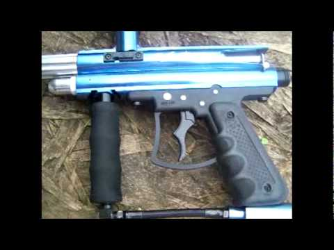 Viewloader Orion Paintball Gun