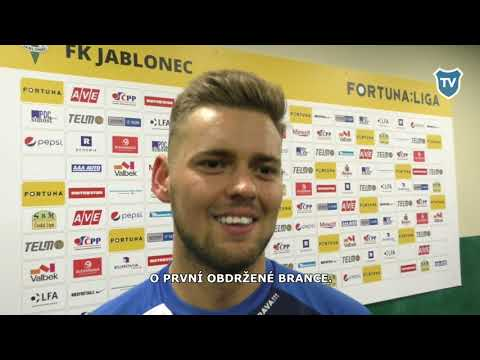 OHLASY / Viktor Budinský po Jablonci (0:2)