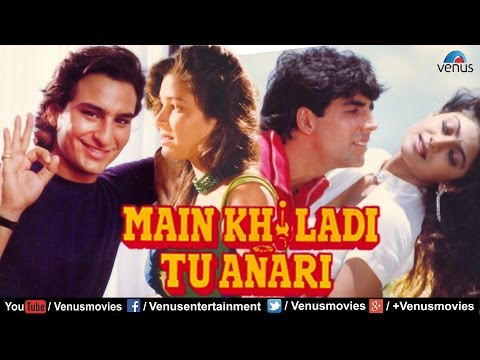 Main Khiladi Tu Anari video
