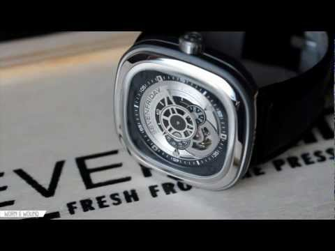SEVENFRIDAY P1 REVIEW