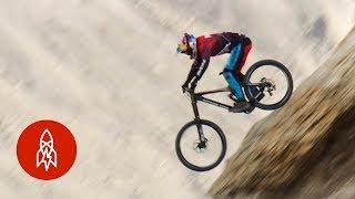 Mountain Biking in the North Pole