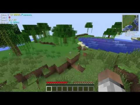 Minecraft 1.4.7 - Индустриал от Диза v3.1