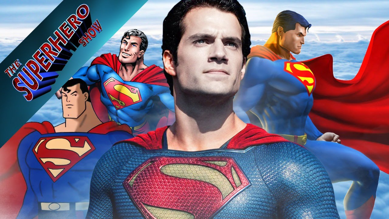 Why Superman Isn't a Boring Character - The Superhero Show