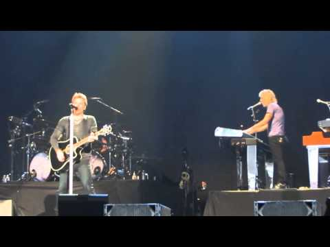 Bon Jovi - Whole Lot of Leavin' @ Darien Center NY 7/23/2013