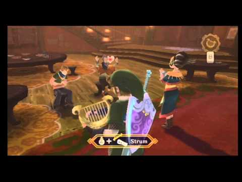 The Legend of Zelda: Skyward Sword 0