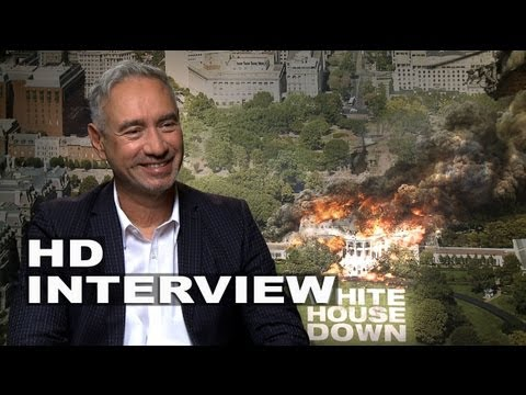 White House Down: Roland Emmerich Junket Interview