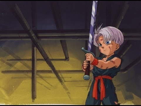 How did Future Trunks Get His Sword?