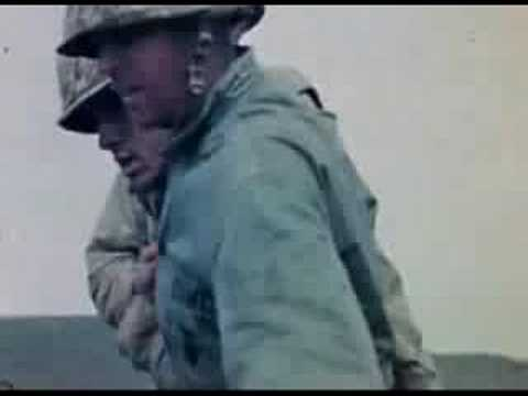 1945 More UNEDITED Raw Footage from IWO JIMA!!!