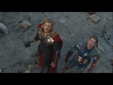 Marvel Los Vengadores   Tráiler Oficial Español   HD