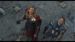Yenilmezler - The Avengers filmi