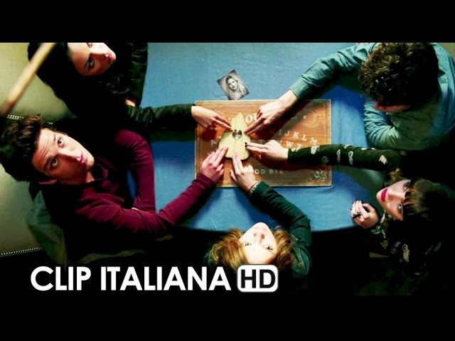Ouija Movie CLIP italiana 'Scappate' (2015) - Stiles White Horror Movie HD