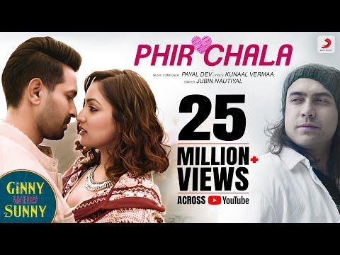 Phir Chala - Official Video   Ginny Weds Sunny   Yami – Vikrant   Jubin Nautiyal   Payal D   Kunaal