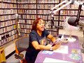 Janet Kuypers reads her poems in WZRD 88.3 FM Chicago Radio interview 8/24/17 part 2 (Lumix).