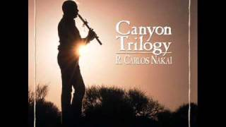 R. Carlos Nakai - Kokopelli Wind (Canyon Trilogy Track 14)