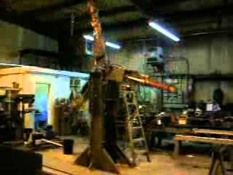 Free Energy 3 Arm Gravity Wheel Machine From Bob Kostoff