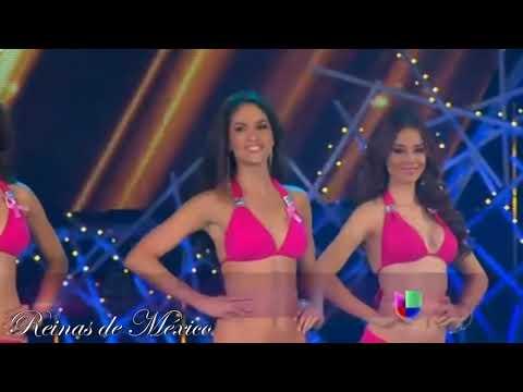 Nuestra Belleza México 2013: Traje de baño & Top 10