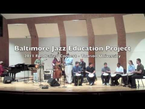 Baltimore Jazz Education Project Concert 2011