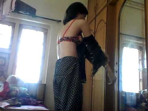 Surbhi  Changing Her Dress Hidden Camera... video