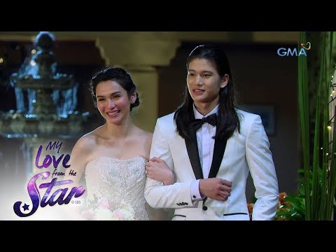 My Love From The Star:  Steffi and Matteo's wedding (with English subs)